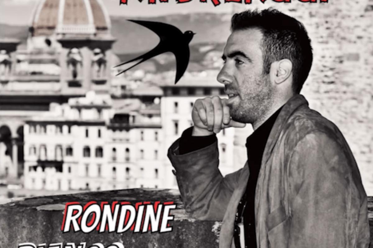 """La Rondinella ha un nuovo inno: è """"Rondine Biancorossa"""" cantata da Lorenzo Andreaggi"""
