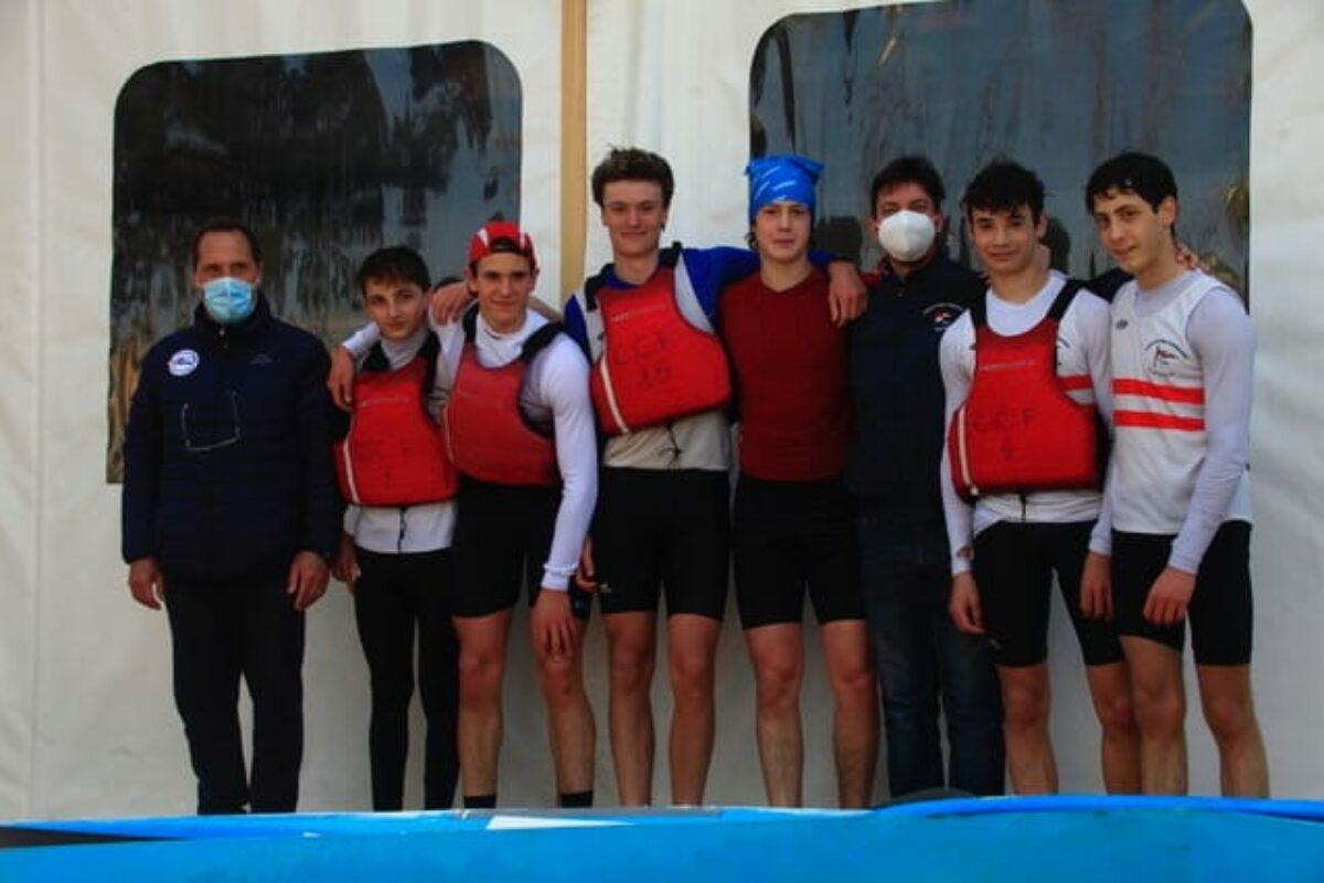 Canoa: il rendiconto dei campionati Italiani di maratona sull'Arno