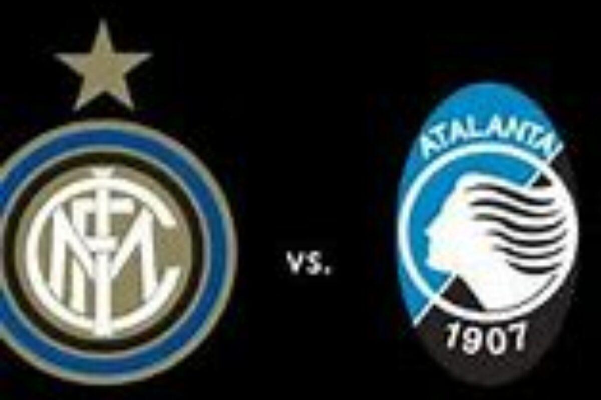 Calcio: Il posticipo del 26° turno:l'Inter prova a blindarsi: Atalanta battuta 1-0