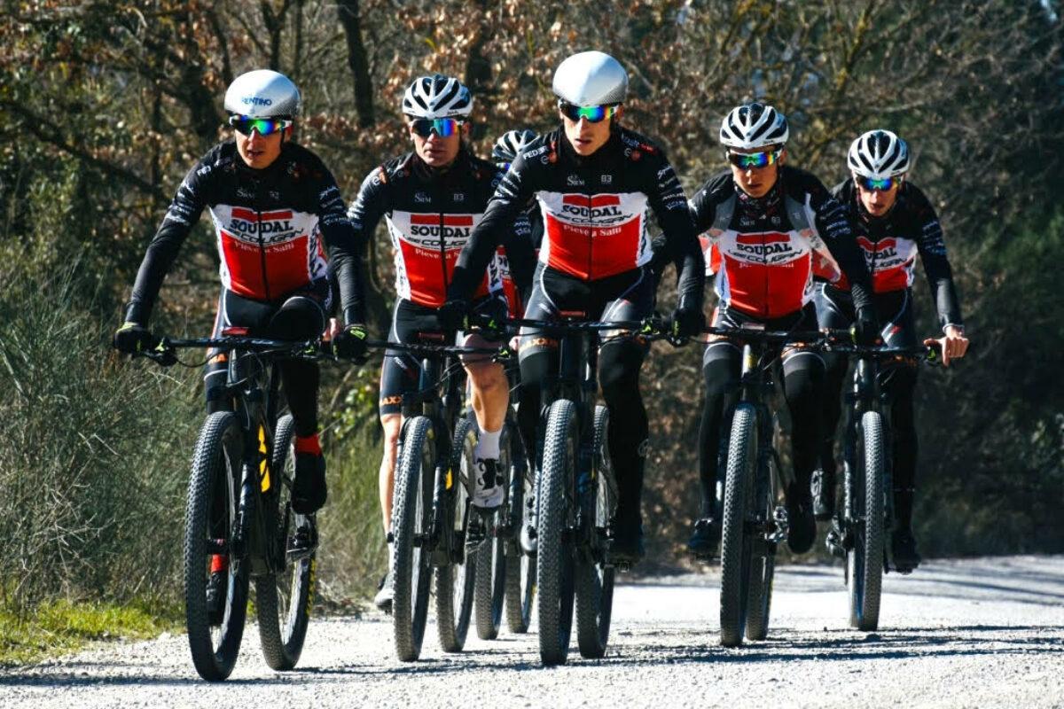 Mountain bike, Soudal e Cicli Taddei, buon debutto a Orvieto