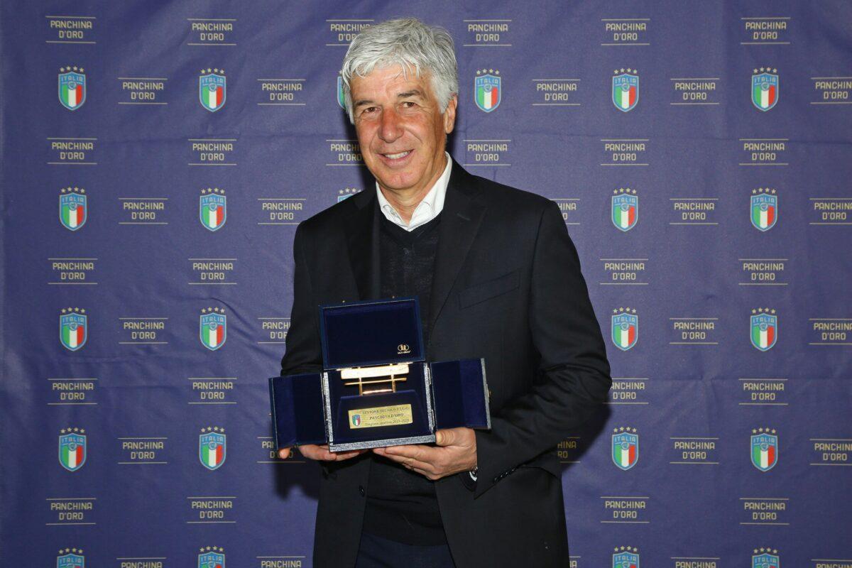 Panchina d'oro a Gasperini, panchina d'argento a Pippo Inzaghi. E per il campionato femminile, vince Piovani