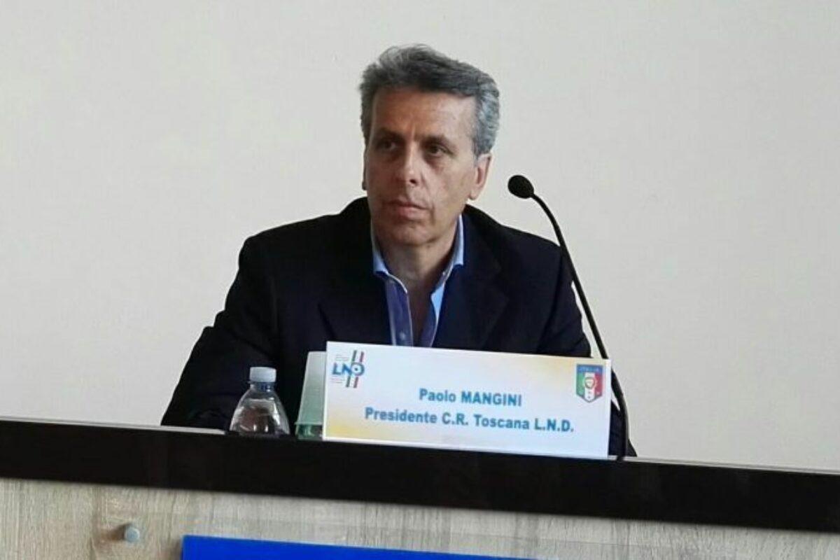 Paolo Mangini sta lavorando duramente per la seconda promozione. Si attende il parere definitivo di Gravina