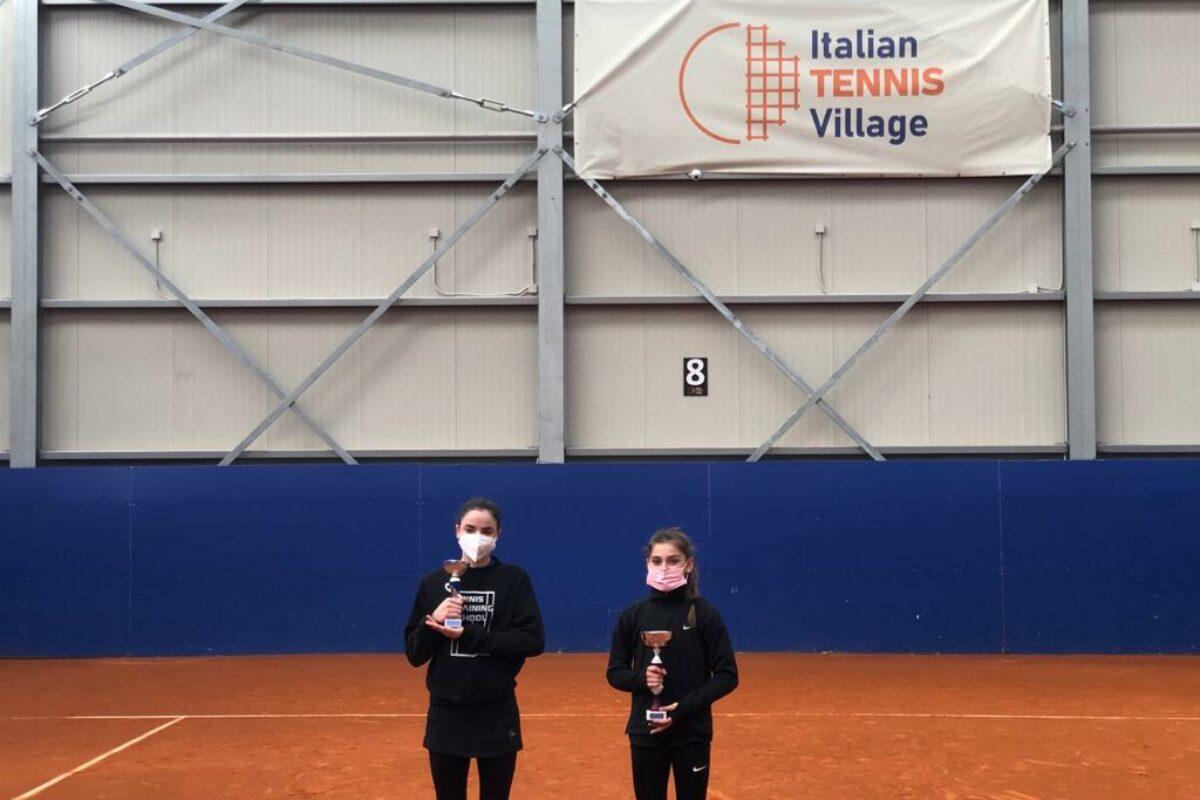 """Tennis: la pratese Vittoria Vignolini vince a Grosseto la tappa del """"Next Gen"""" junior"""