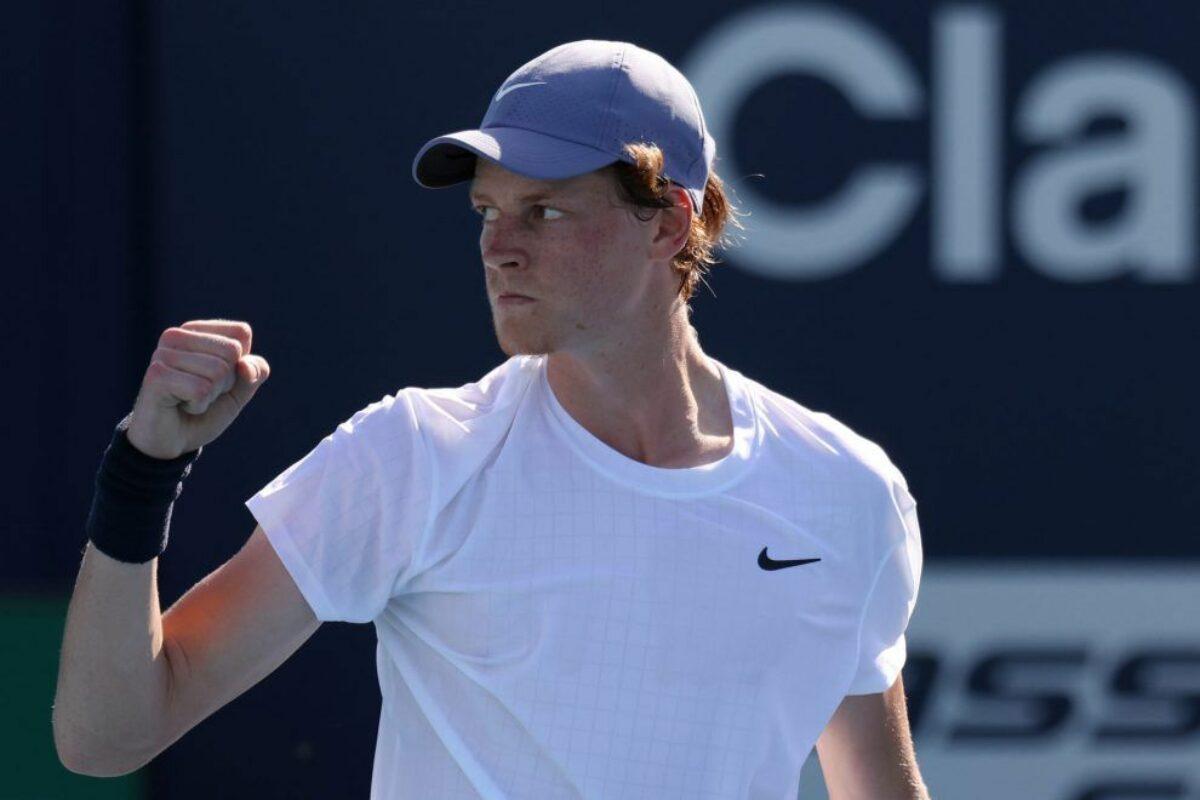TENNIS- ATP Miami: Sinner fa la storia, rimonta Bautista e vola in finale a Miami!