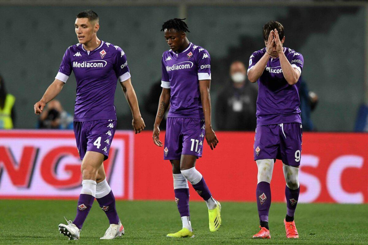 Vlahovic, e 20 minuti di furore, non bastano alla Fiorentina