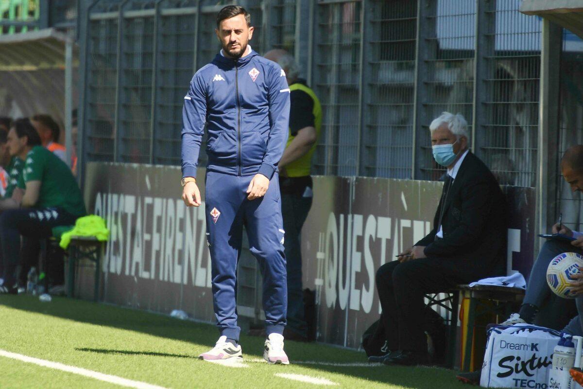 Calcio: Campionato Primavera 1 – A.C.F. FIORENTINA VS EMPOLI. Le foto della partita