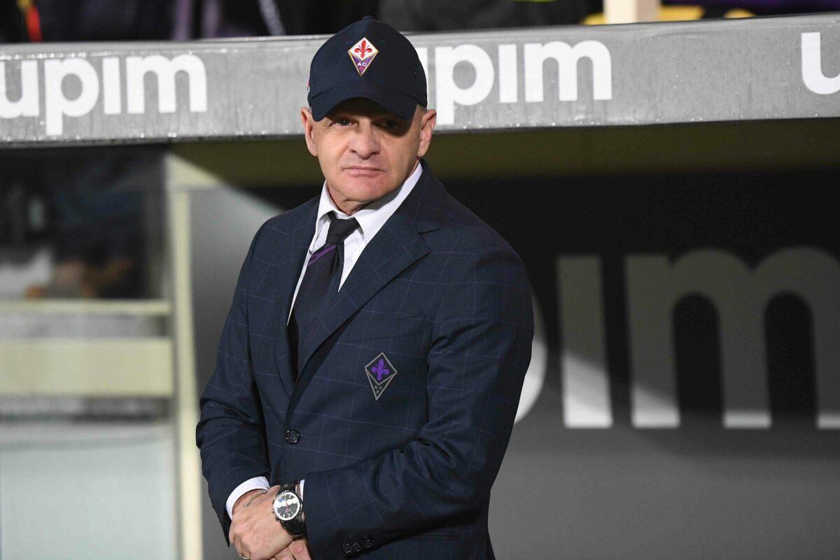 Calcio: le dichiarazioni di Mister Iachini al termine di Genoa Fiorentina 1-1