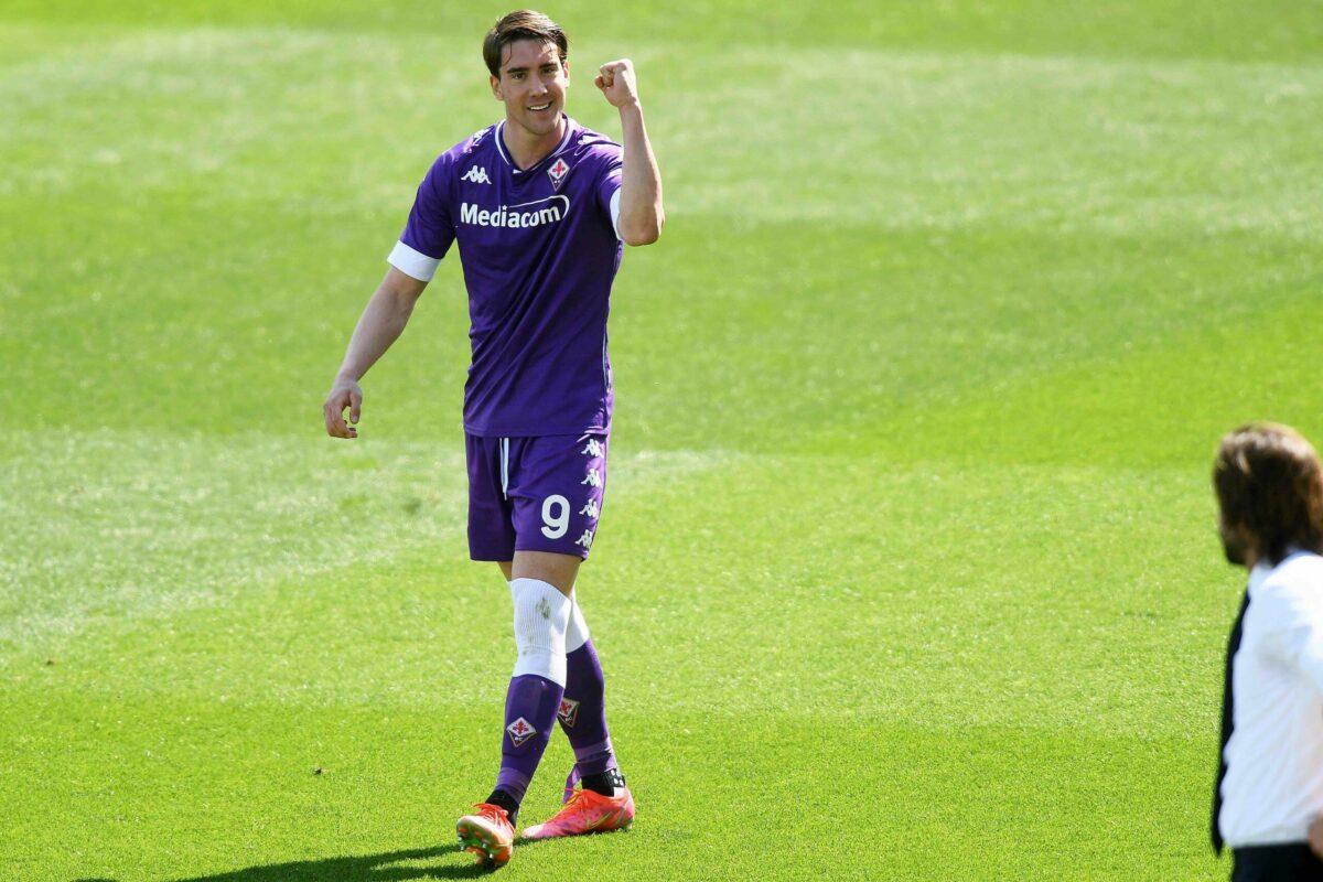Fiorentina, grande rammarico vedere questa squadra così in basso. Vlahovic cucchiaio e record