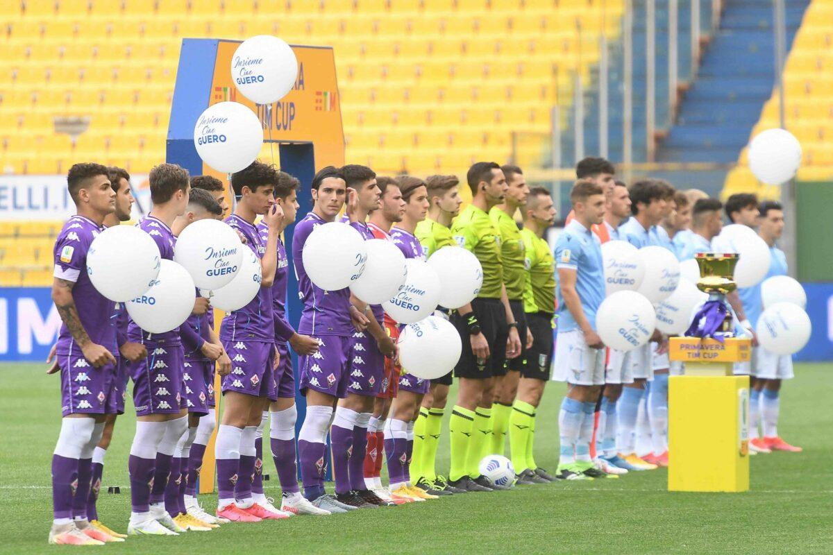"""Calcio: Primavera 1: ore 17 Lazio Fiorentina finale """"stravolgente"""" : 5-0 !!!"""