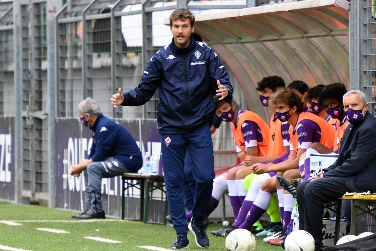 Calcio: Campionato Nazionale Under 17 – A.C.F. FIORENTINA VS LAZIO. Le foto della partita