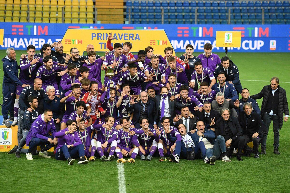"""<span class=""""hot"""">Live <i class=""""fa fa-bolt""""></i></span> Le foto esclusive di Fiorentina-Lazio Finale Coppa Italia Primavera"""