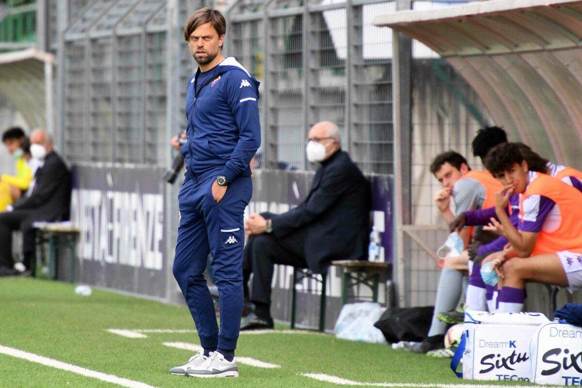 """Calcio: Turno infrasettimanale Under 18 Al """"Bozzi 2 Strade"""" Fiorentina Milan finale 0-1"""