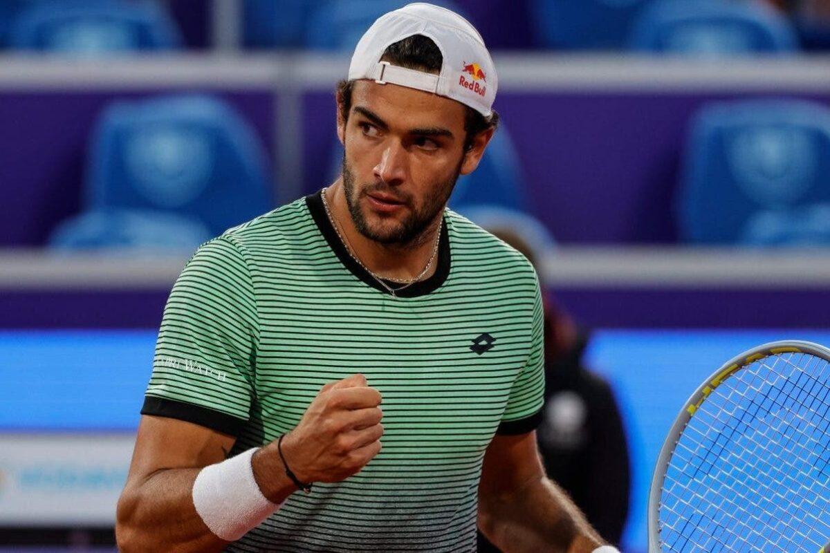 TENNIS- ATP Madrid: Berrettini rimonta Garin e conquista la semifinale. Bene Paolini in Francia