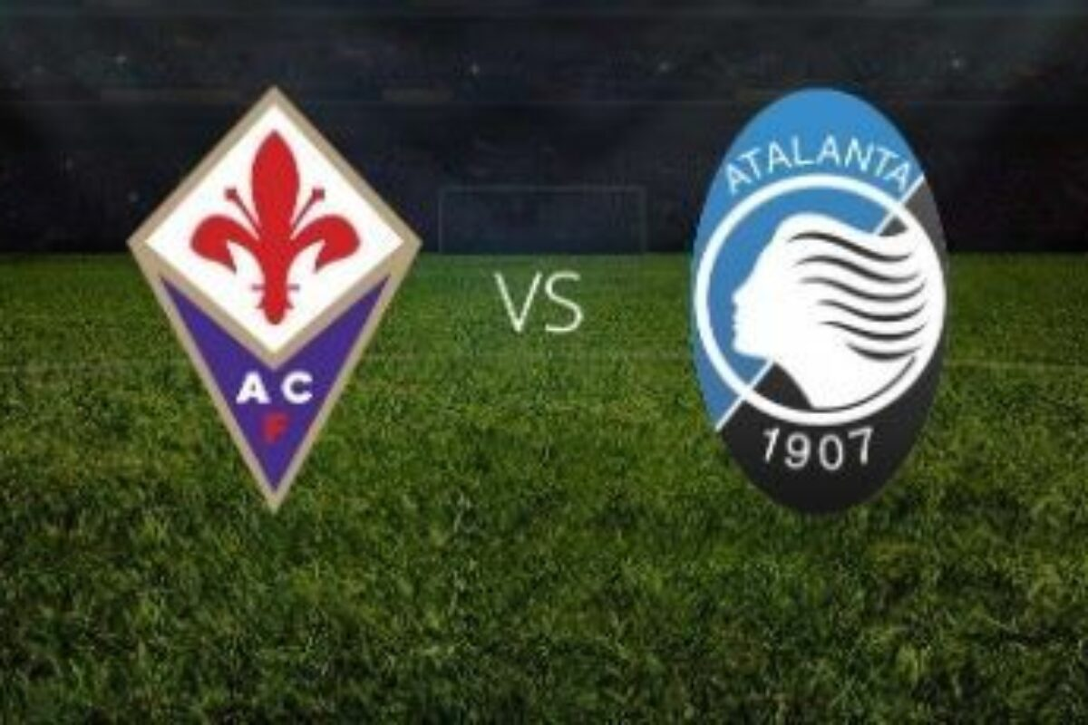 CALCIO Serie A 30a Giornata  Diretta  Live Fiorentina-Atalanta 2-3 (13'Zapata, 39'Zapata, 57'Vlahovic, 67'Vlahovic, 69'Ilicic rig.)