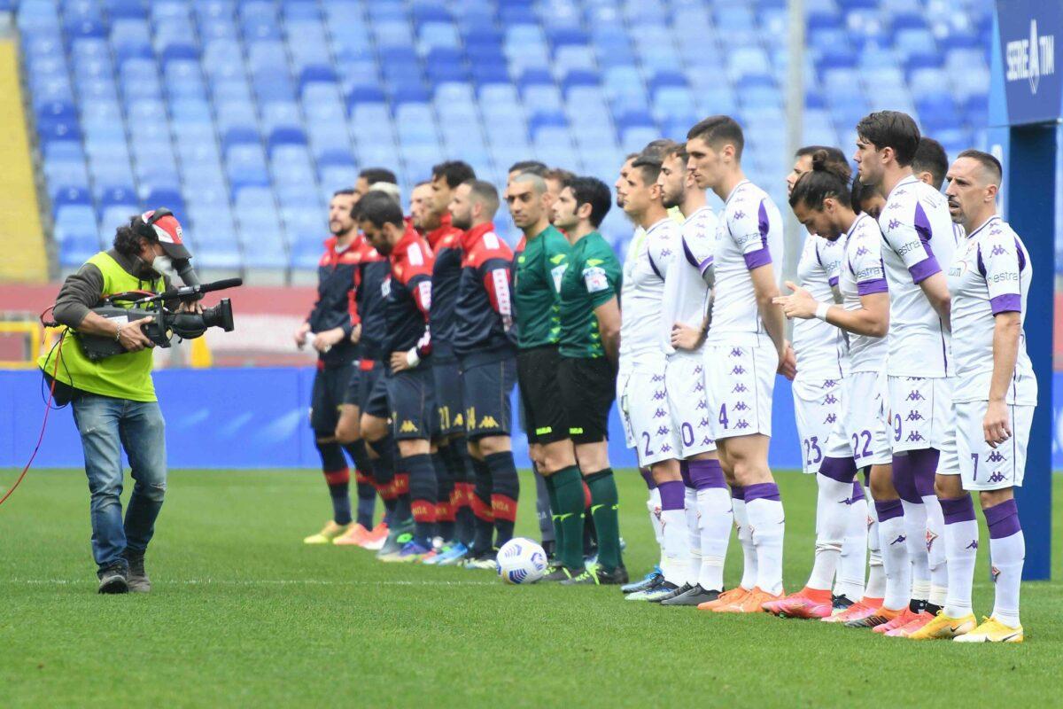 "<span class=""hot"">Live <i class=""fa fa-bolt""></i></span> Le foto in esclusiva di Genoa-Fiorentina"