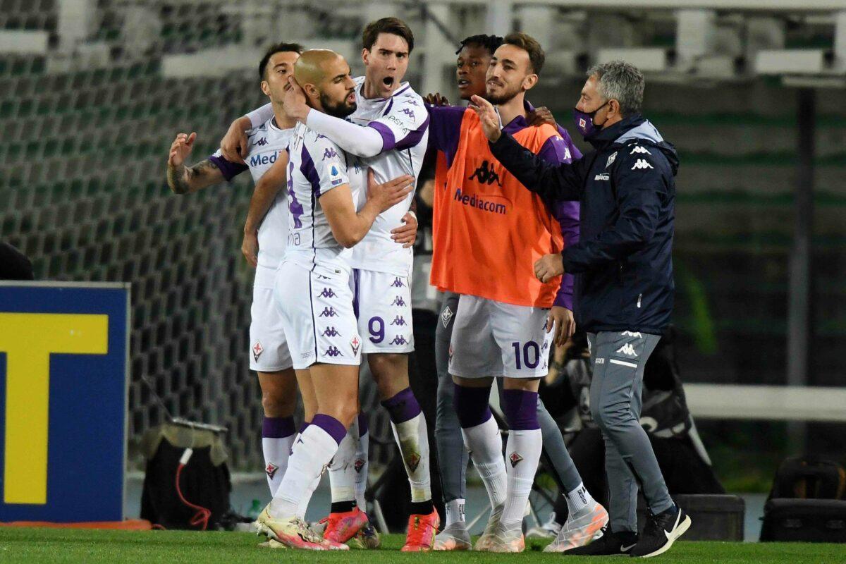 La vittoria a Verona ridimensionata dagli altri risultati. Ma la Fiorentina è padrona del proprio futuro