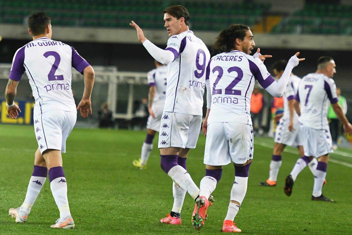 calcio Viola: Le pagelle di Verona Fiorentina 1-2 del Direttore Stefano Ballerini