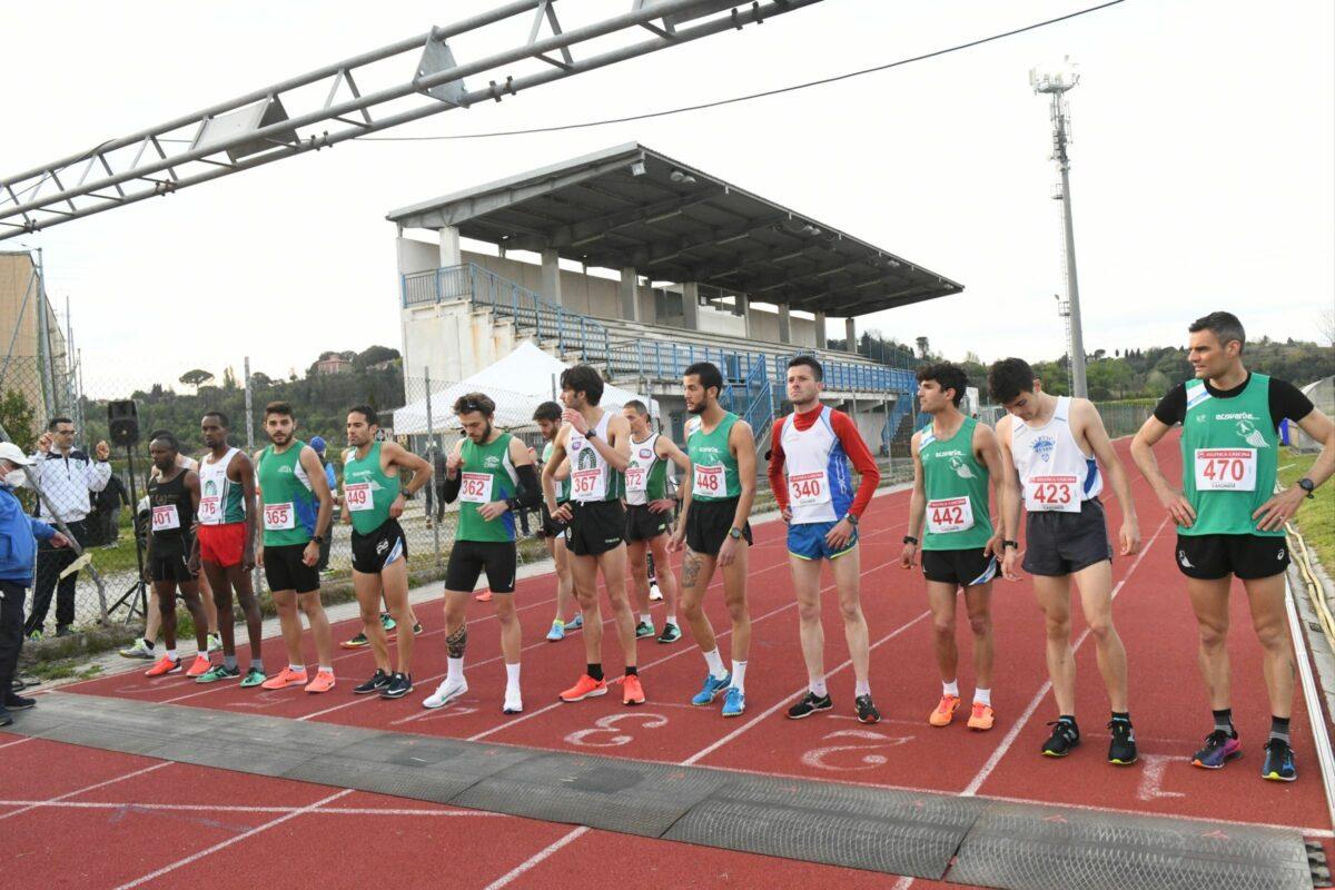 Doppietta Atletica Castello nella prova nazionale dei 10mila metri a Santa Maria A Monte