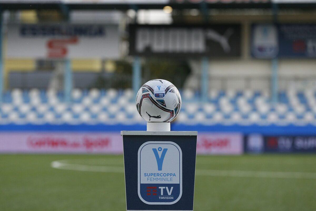 Supercoppa italiana donne: nuovo format dalla prossima stagione