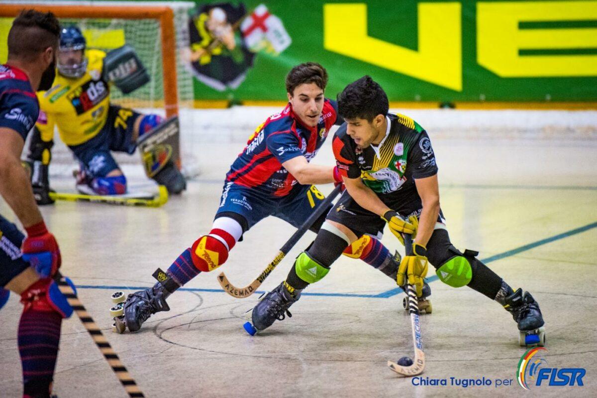 Hockey a rotelle: Designata la Finale della Coppa Italia di A2: Vercelli-CGC Viareggio