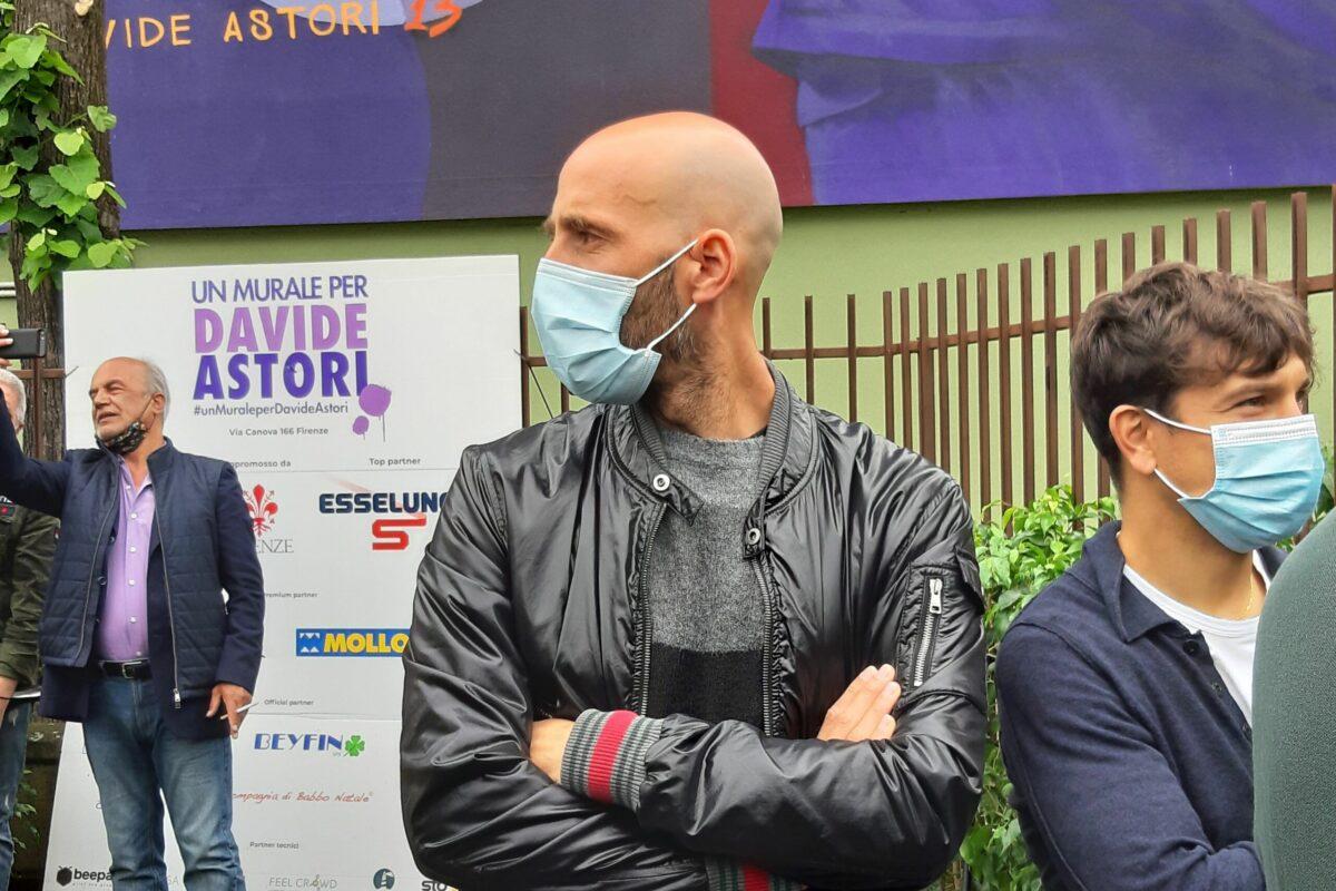"Borja Valero: ""Una parola per descrivere Astori? Uomo"""