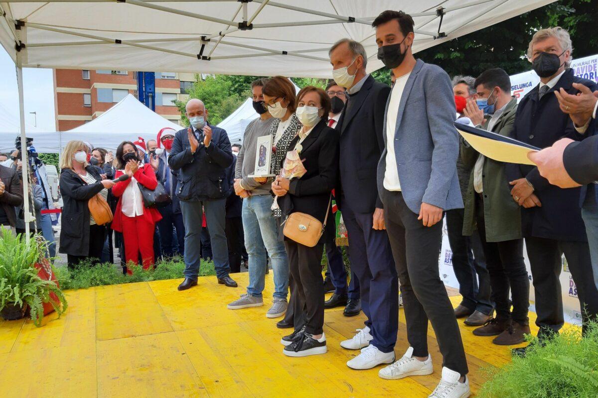 """Bruno Astori: """"Firenze e Davide uniti per sempre. Grazie"""""""