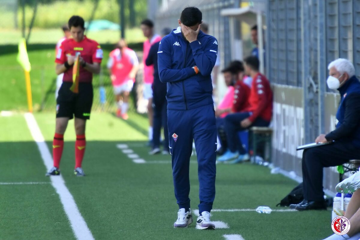 Calcio: Campionato Primavera 1 – A.C.F. FIORENTINA VS GENOA. Le foto della partita