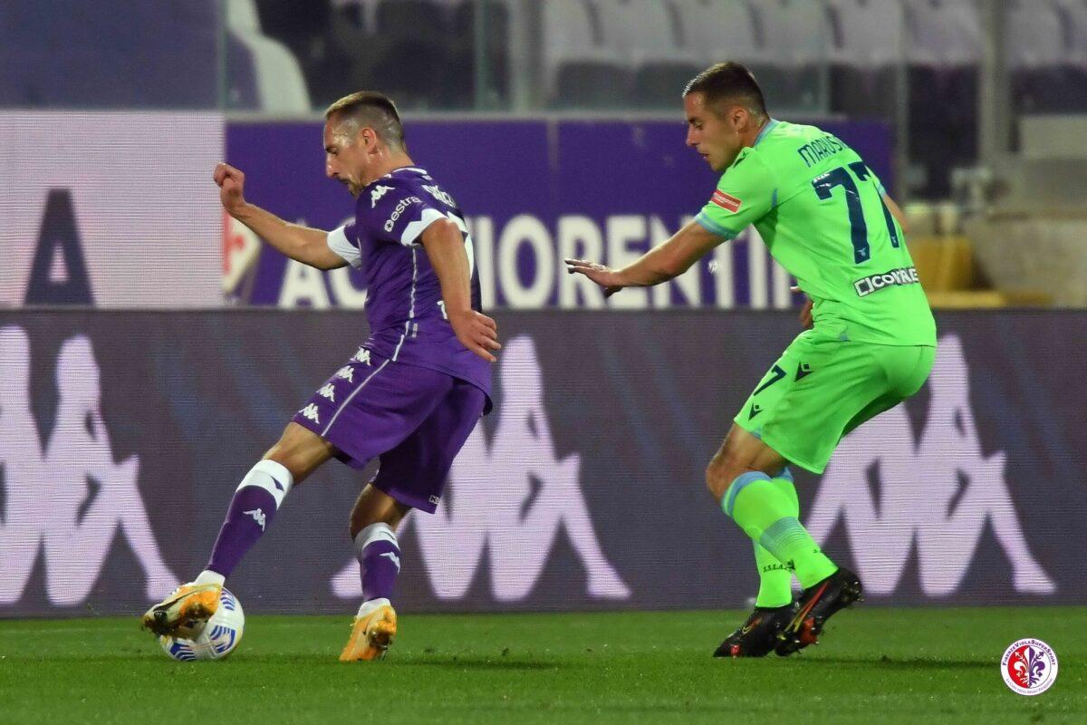 Ribery-Fiorentina verso il rinnovo: servirà l'ok del nuovo allenatore