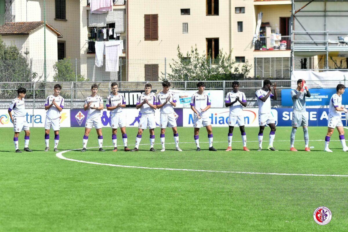 Settore Giovanile viola: LIVE: UNDER 17 FIORENTINA ROMA Finale  3-0 ; ieri l'Under 18 riperde 1-2 col Sassuolo; oggi  pomeriggio la Primavera a Roma travolta dalla Lazio 5-0 !!