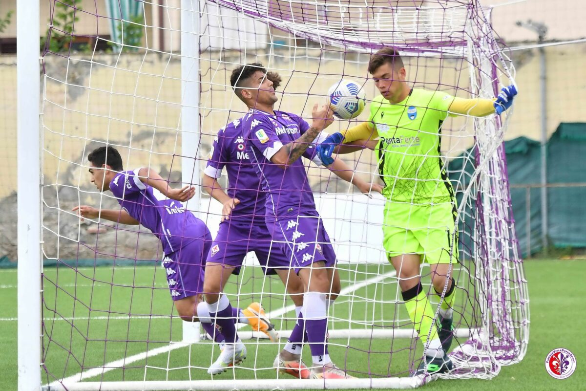 Calcio: il proseguo del turno del campionato Primavera: Fiorentina in zona Play Out dopo la 6° sconfitta consecutiva !!!!