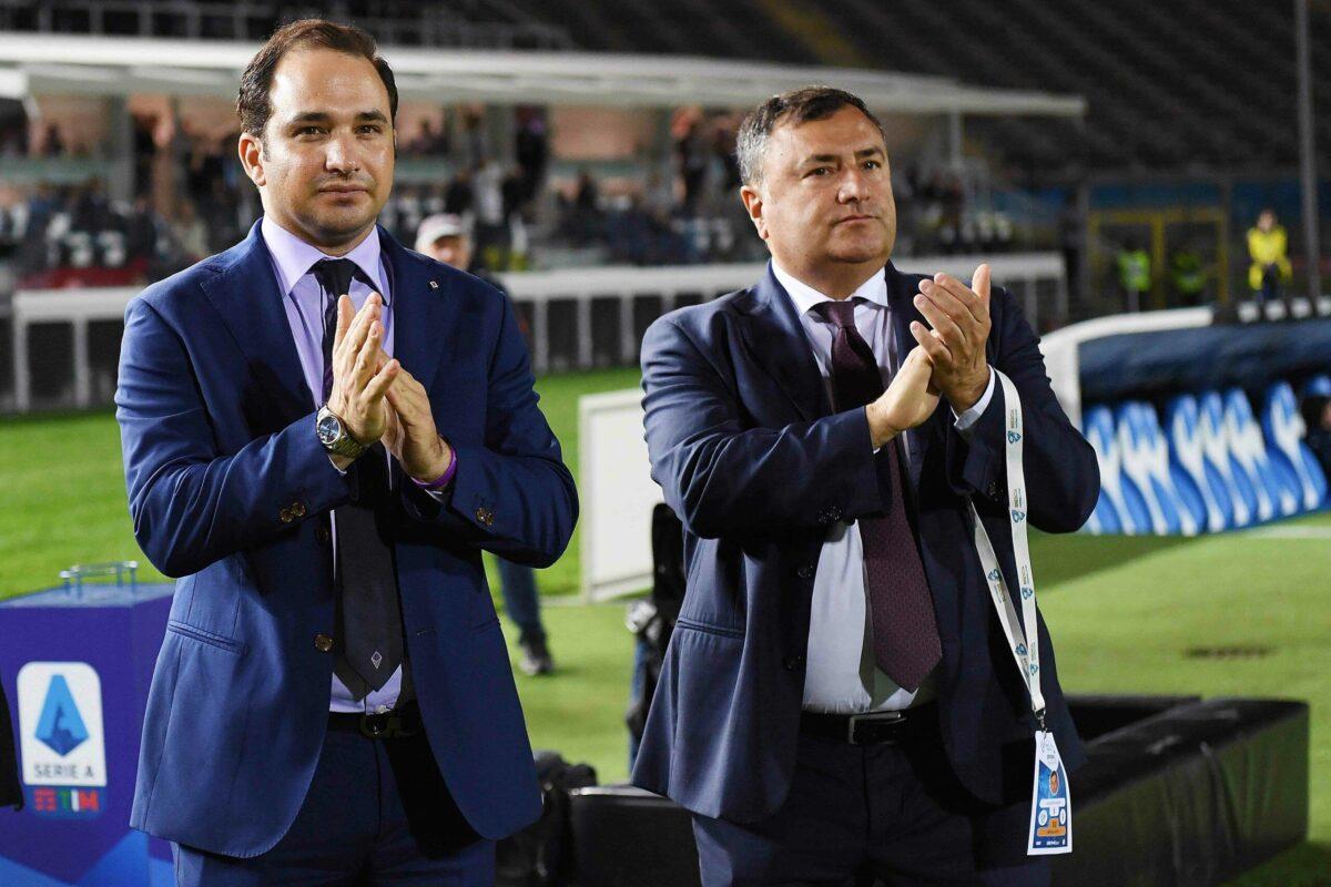 """Calcio: dal Franchi anche le parole di Joe Barone:""""In questi 2 anni abbiamo imparato tante cose…"""""""