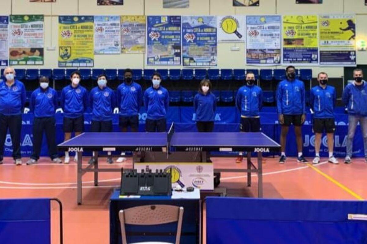 Tennis Tavolo: Il Circolo Prato 2010 pareggia (3-3) a Norbello e accede ai Play Off.