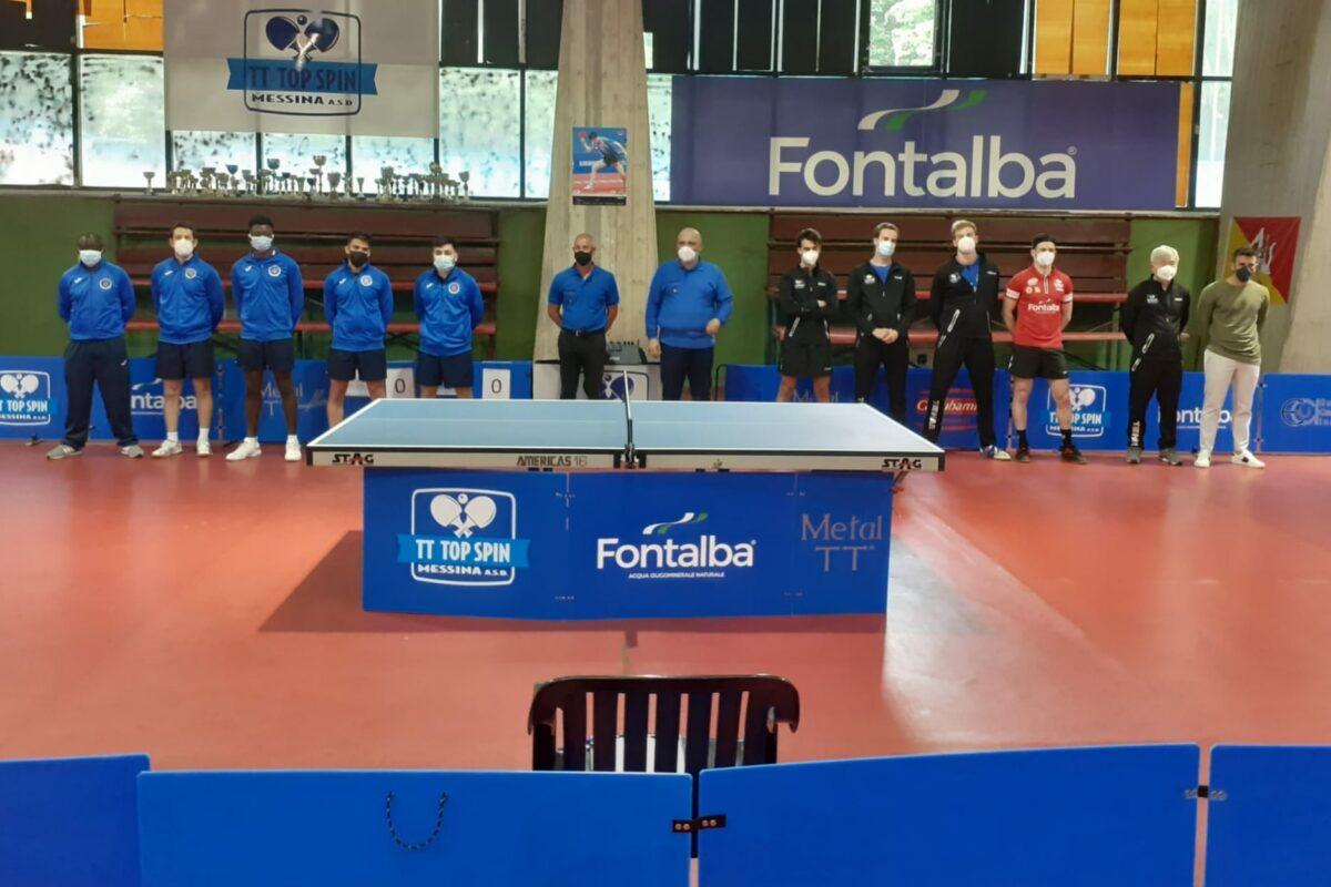 Tennis Tavolo: Circolo Prato 2010 sconfitto in semifinale a Messina
