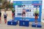 Marta Bernardi, Domenico Passuello ed Elisa Monacchini campioni italiani di duathlon