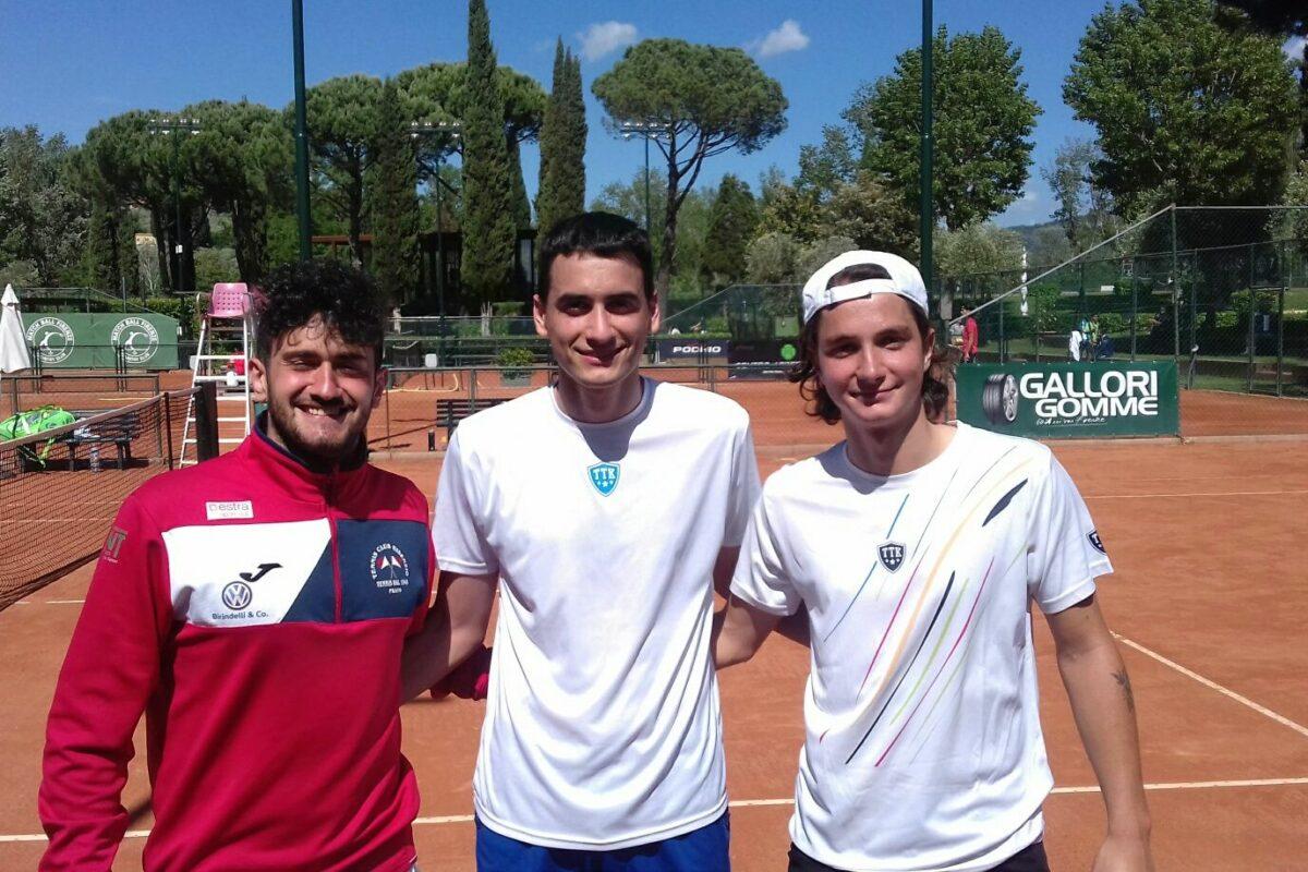 Tennis: al Match Ball Candeli stanno per andare in campo le semifinali
