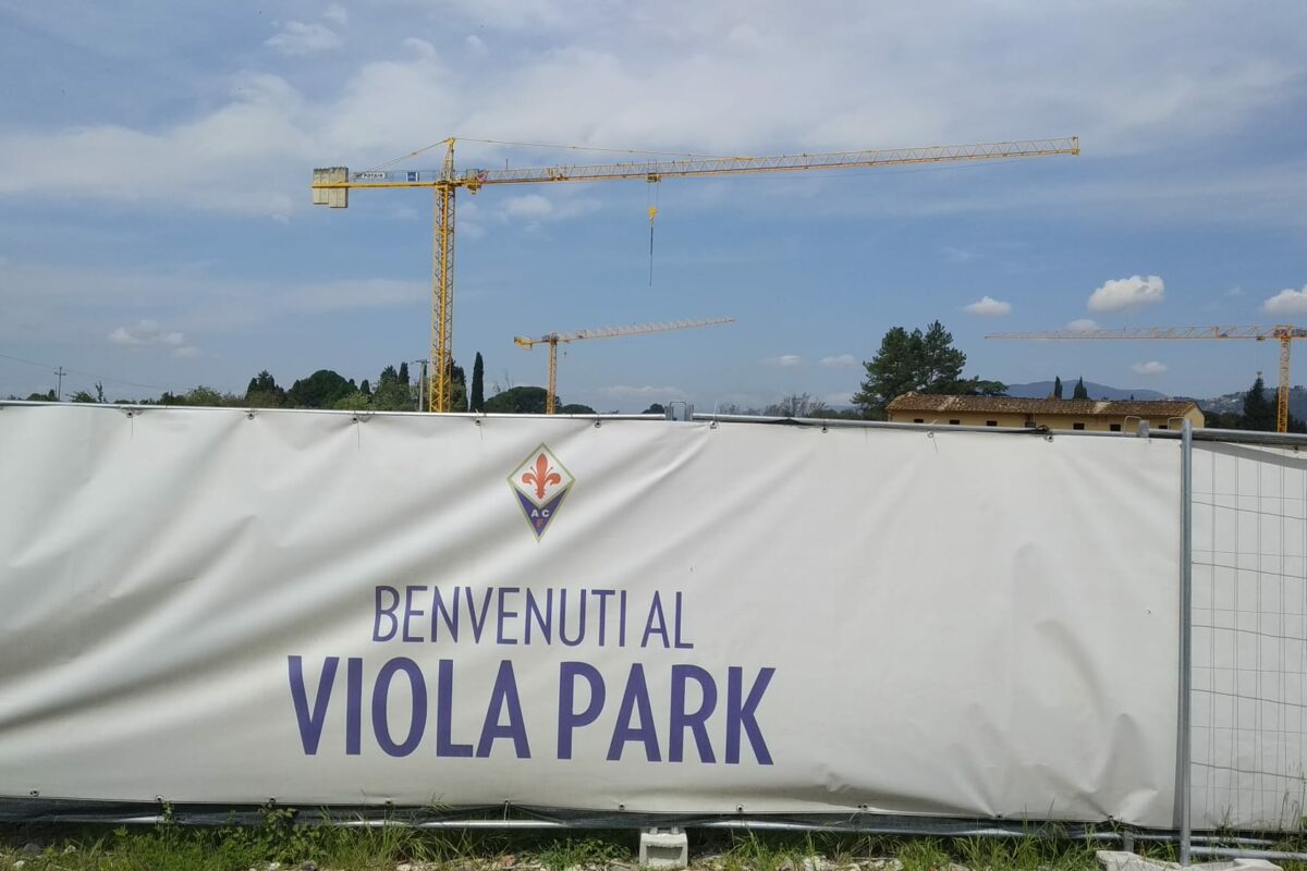 Viola Park: la sentenza del TAR slitta ancora. Forse a domani o forse no