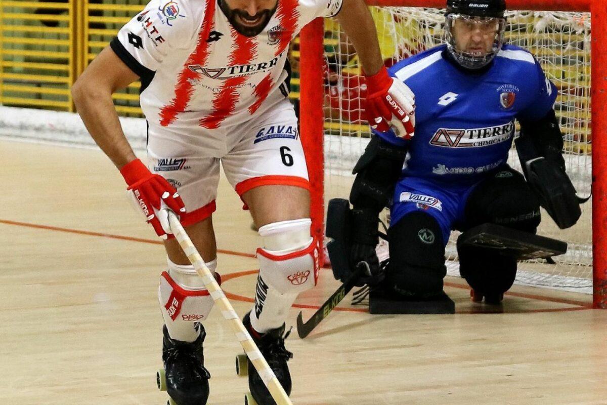 Hockey Rotelle : il Forte dei Marmi avanza in A2….