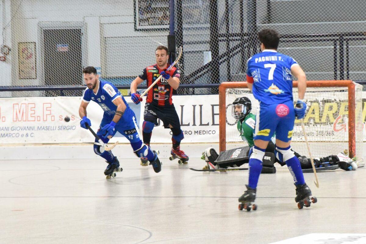 Pianeta Hockey a Rotelle  196: Le semifinali scudetto: Lodi sul 2-0; Follonica e Forte dei Marmi viaggiano sull'1-1…