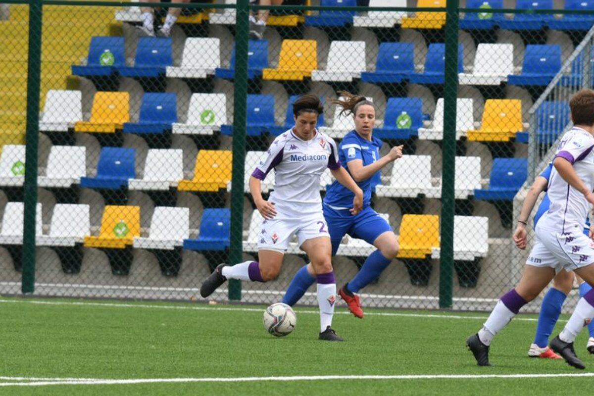 La Fiorentina femminile chiude la stagione con una vittoria e il quarto posto