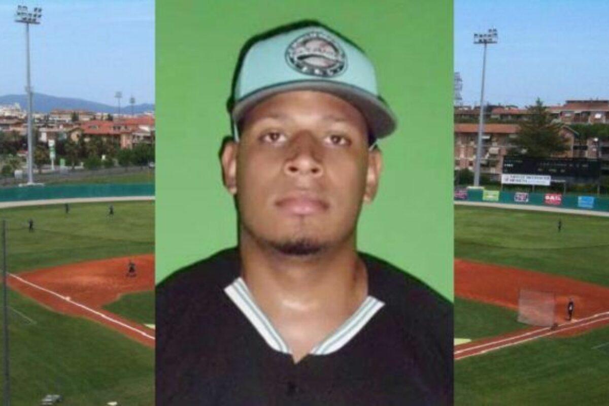 Baseball: a Grosseto il BBC annuncia il lanciatore Thony Amoroso