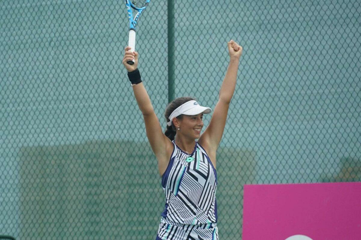 Tennis: la pratese  Lucrezia Stefanini vince in Equador a Salinas
