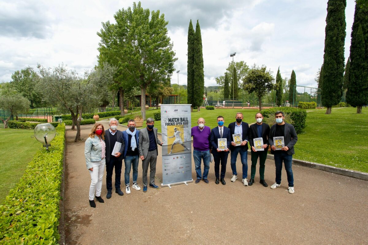 Tennis: in corso al Match Ball i Campionati Toscani