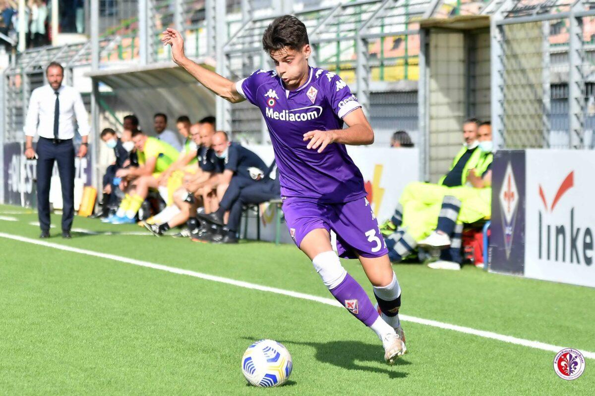 CALCIO- Primavera 1- 29a Giornata Live Fiorentina-Sampdoria 1-1 (42'Dutu, 79'Di Stefano)