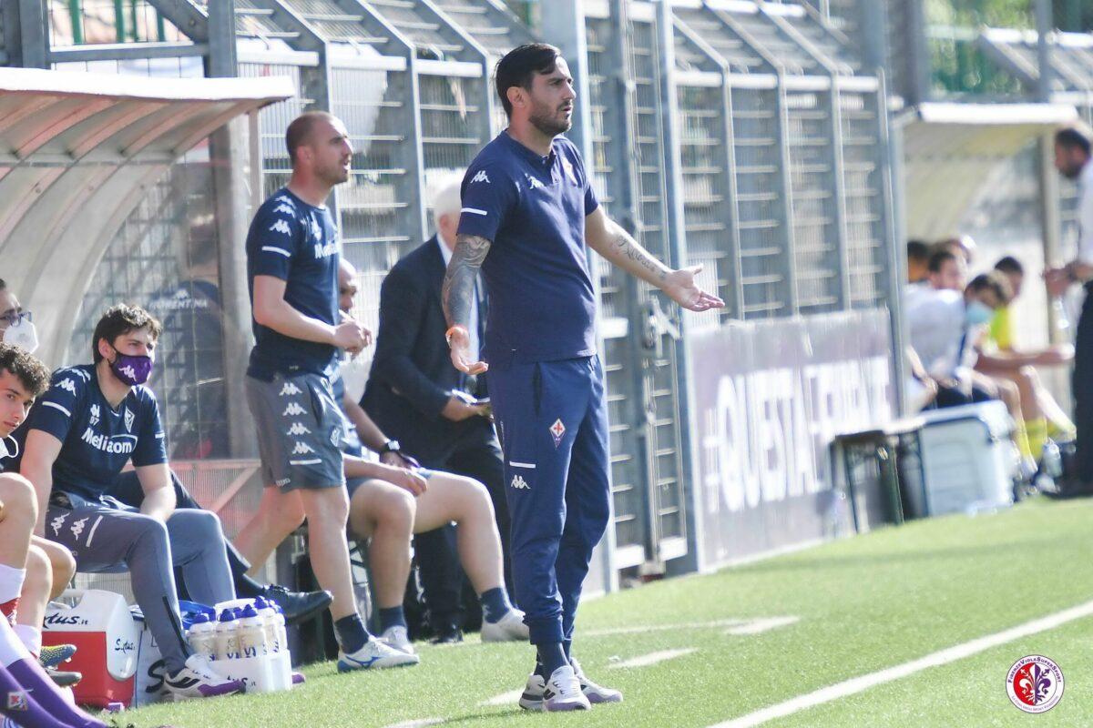 Calcio: Campionato Primavera 1 – A.C.F. FIORENTINA VS JUVENTUS. Le foto della partita