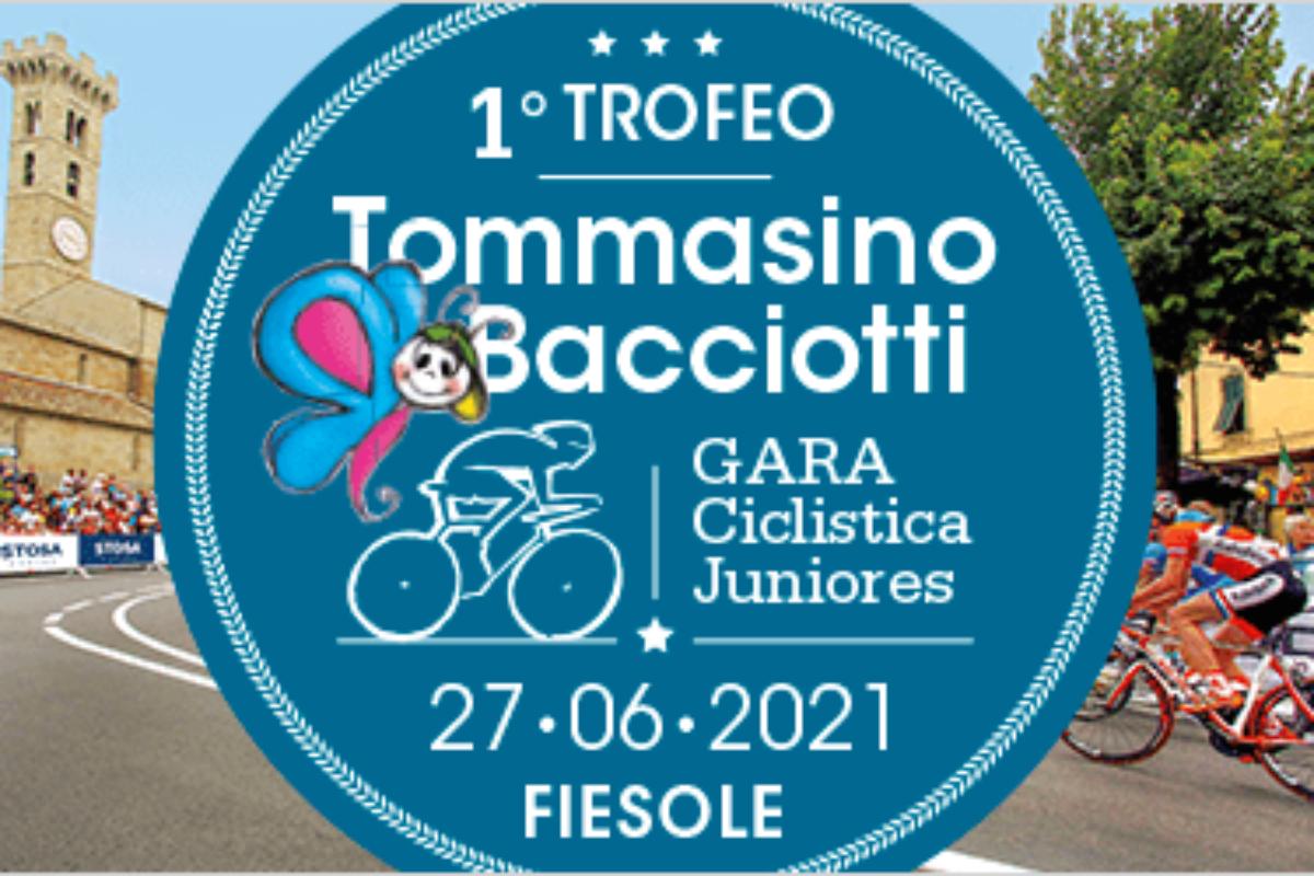 Fondazione Tommasino e ciclismo: domenica il Gp Città di Fiesole
