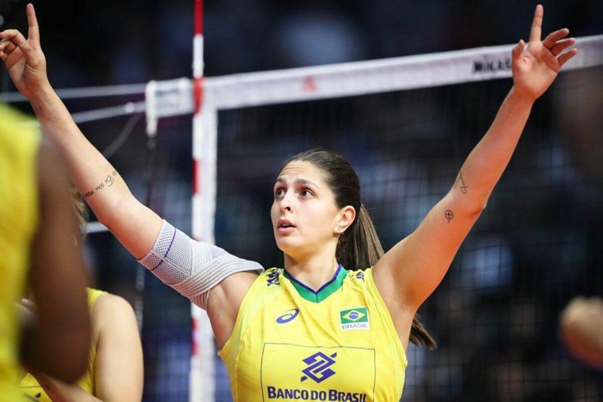 VOLLEY FEMMINILE- La centrale brasiliana Ana Beatriz Correa nuovo arrivo alla Savino Del Bene Scandicci