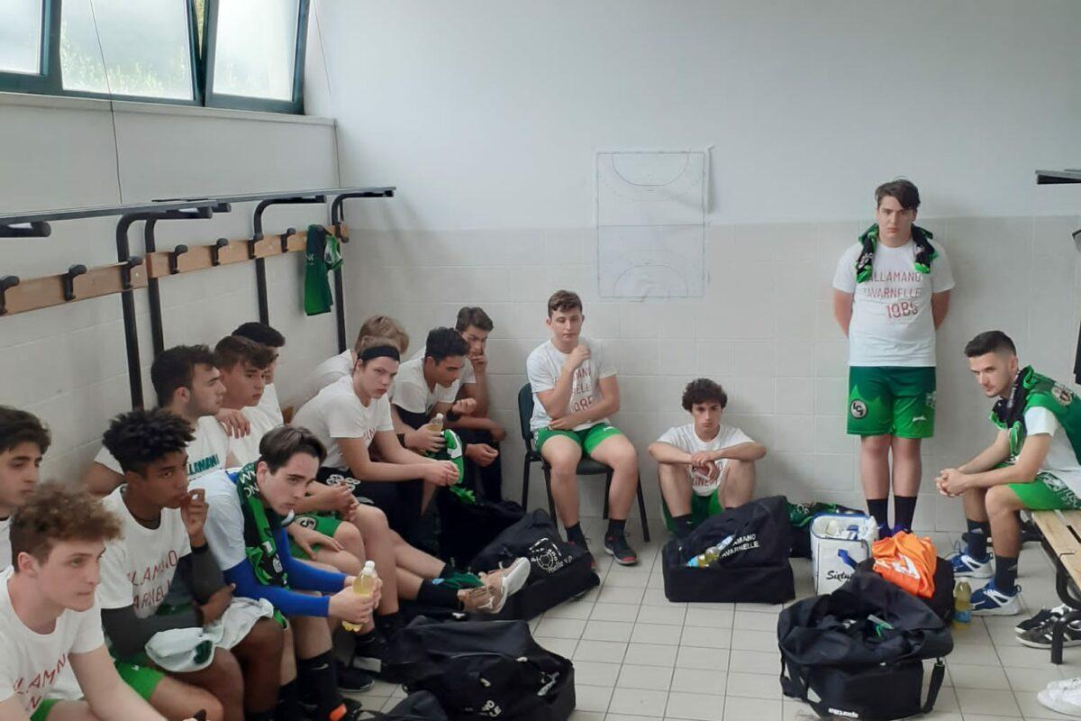 """Pallamano: A Chieti partite le """"Finals"""" del Campionato Under 19: Fasano-Tavarnelle 28-18; Under 20/F: Tusche Prato in difficoltà.."""