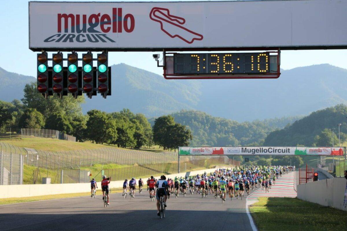 Circuito del Mugello, fine settimana con le bici. Assegnato il titolo toscano crono Allievi