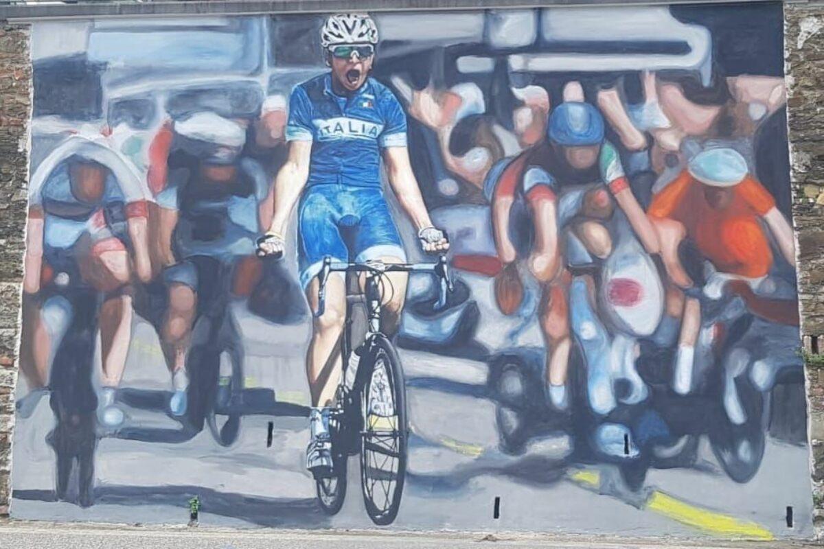 Svelato ufficialmente il murales per Giovanni Iannelli