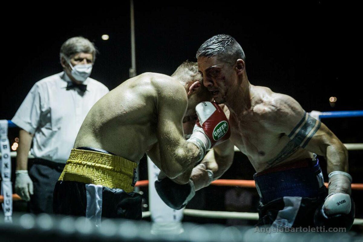 Boxe: Marco Papasidero supera Mazzulla  guadagnandosi il match per il titolo italiano dei Superwelter